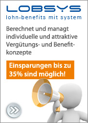 LOBSYS lohn-benefits mit system